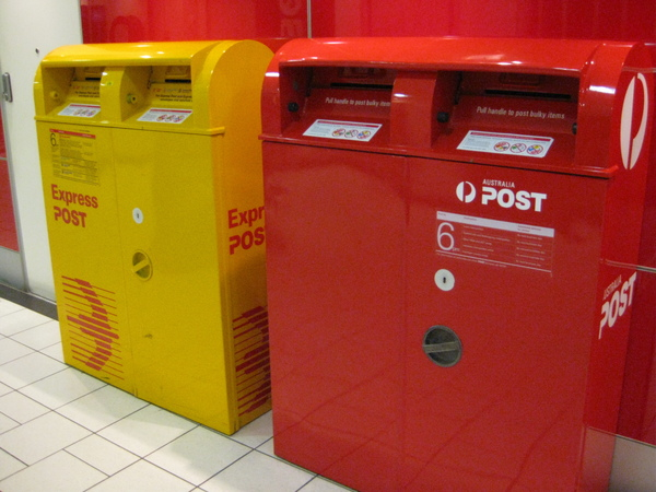 The Post office 2