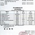 老克明蔥油餅通過食品營養檢驗合格1(不含反式脂肪)