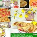 【番茄蛋捲餅】老克明創意料理