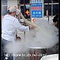 山東海陽~拉麵手藝~是家父老克明在台灣40~50年代【克明飯店】的絕活曾經紅極一時, 廣受地方熱愛的麵食之一.jpg