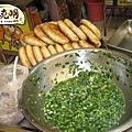 山東海陽-蔥餡餅(厚片蔥油餅)1