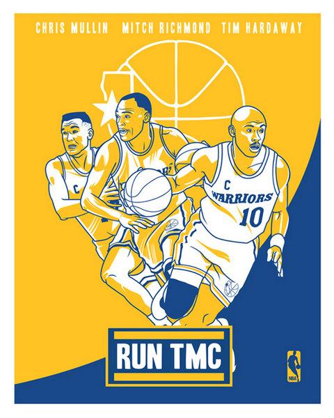 勇士 Run TMC