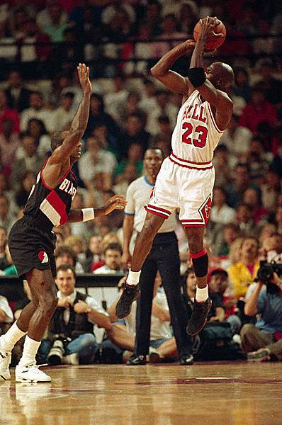 6.Michael Jordan