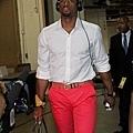 Dwyane Wade 的 2012 年季後賽穿著
