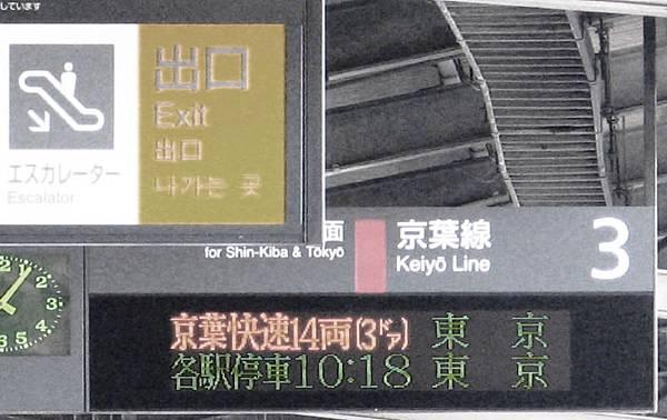 14両3ドア(E331系)