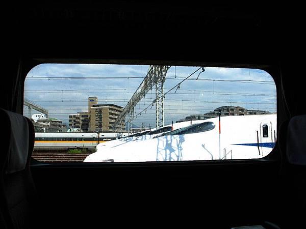 100の車窓から見た博多総合車両所