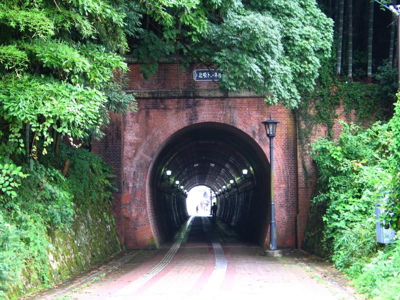 中舞鶴線北吸トンネル