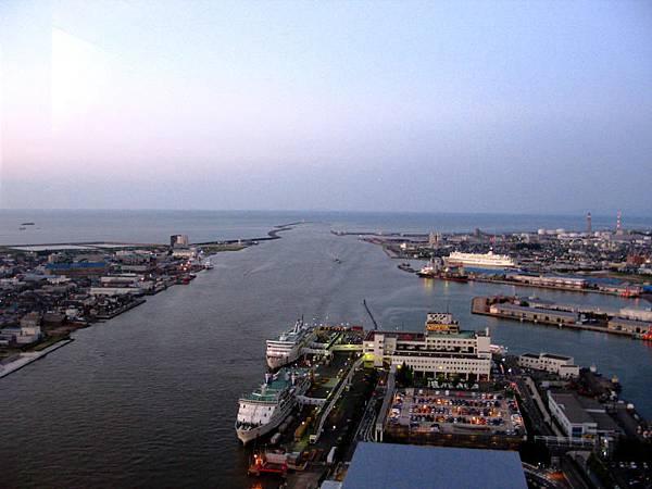 信濃川河口