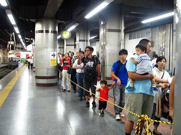 上野駅13番線