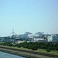 京葉線から見る東京ゲートブリッジ