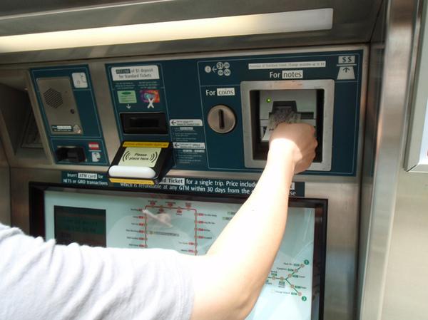10/25 新加坡地鐵購票