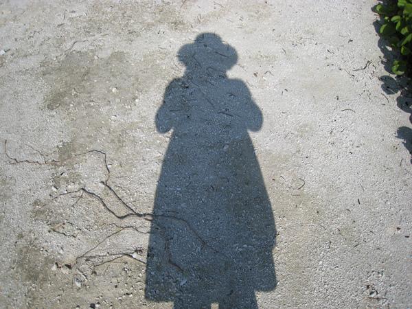 10/29 去SPA前的影子