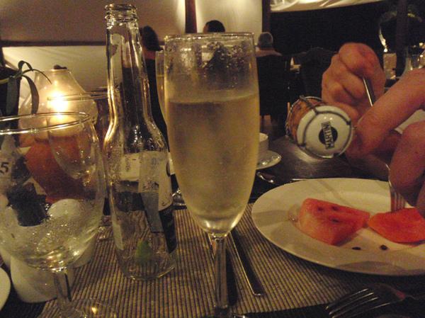 10/26 香檳