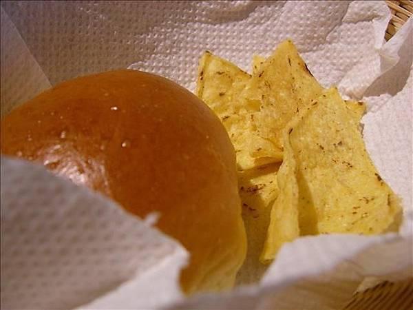 烤的熱熱的玉米脆片