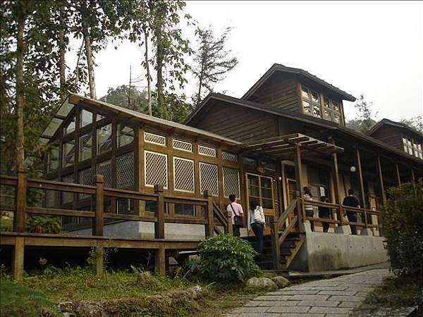 日式建築的教室