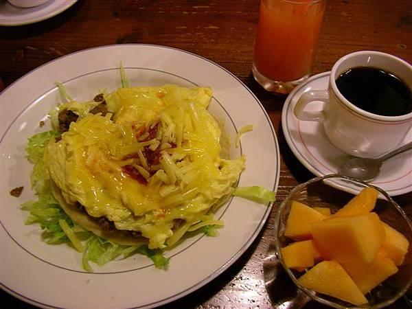 墨西哥早餐