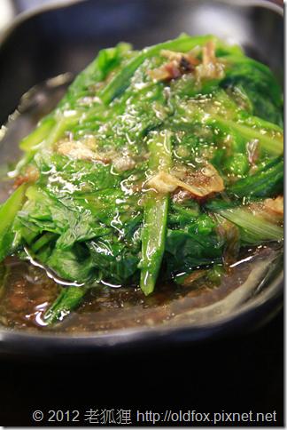 龍凰號的燙青菜