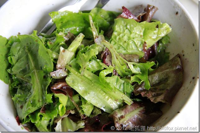綜合萵苣沙拉