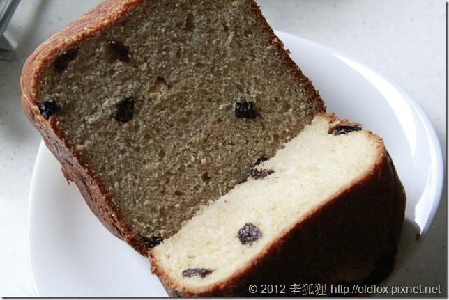 葡萄乾全麥麵包