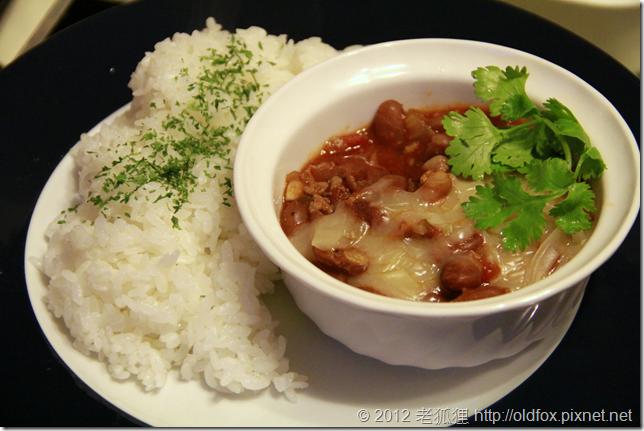 chili飯