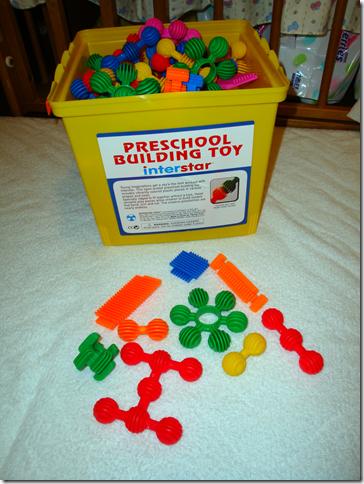 Interstar建構玩具