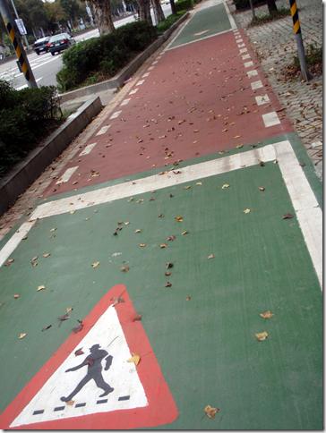 新生南路二段單車專用道