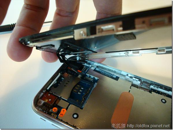 拆解iPhone3G之三