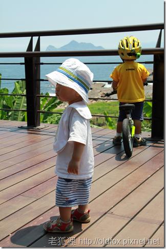 遠望龜山島