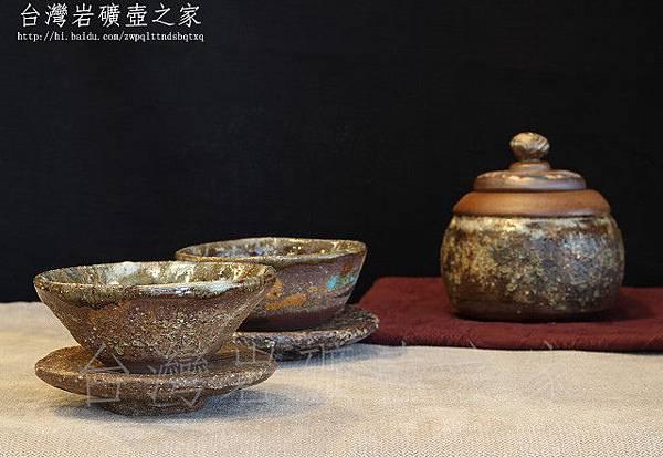 洪錦鳳老師盛夏新作之二 盞杯 / 茶碗