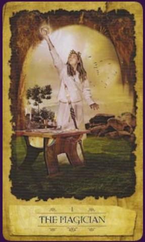 Mystic Dreamer Tarot-01