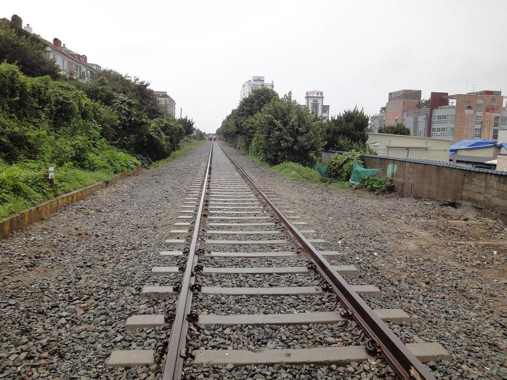海雲台舊鐵路