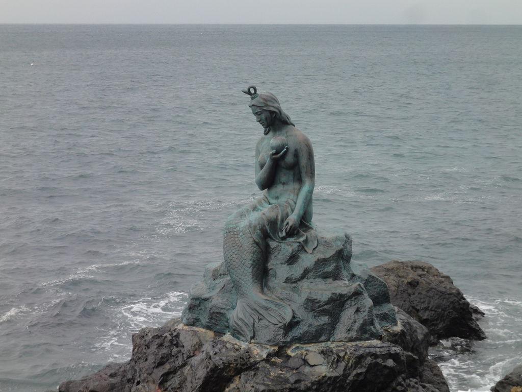 黃玉公主像