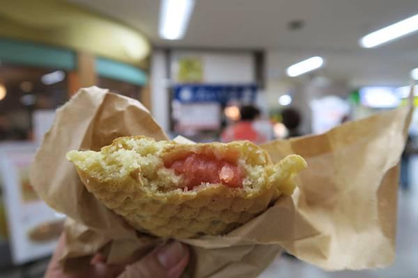 梅子鯛魚燒