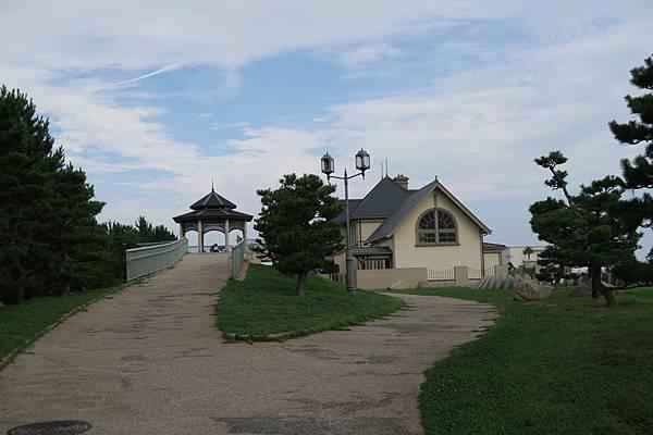 松籟橋%26;旧武藤山治邸