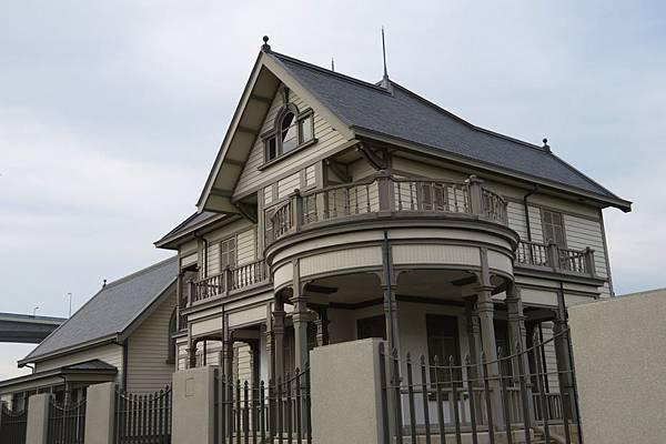 旧武藤山治邸