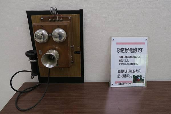 昭和初期電話機