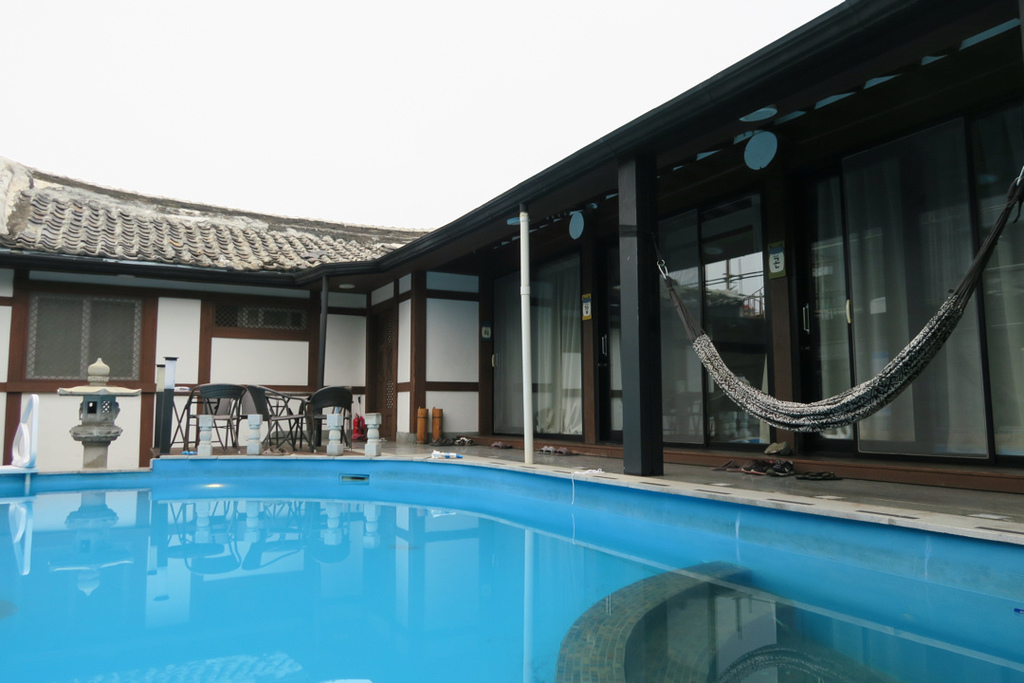 The Hanok and Spa Hotel더스타일한옥韓屋SPA民宿