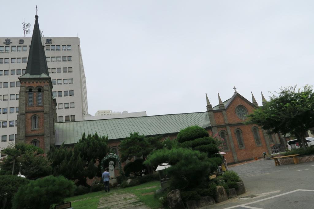 계산성당桂山聖堂