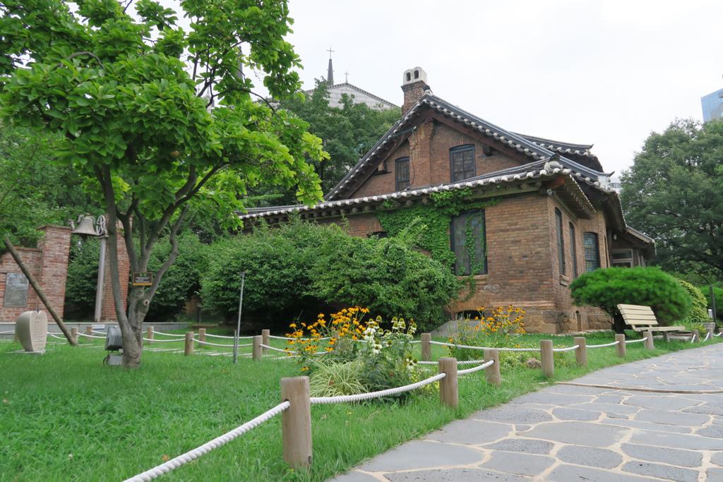 의료선교박물관醫藥傳教博物館Switzler住宅