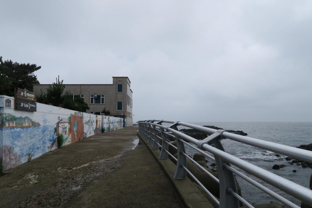 柱狀節理海岸線