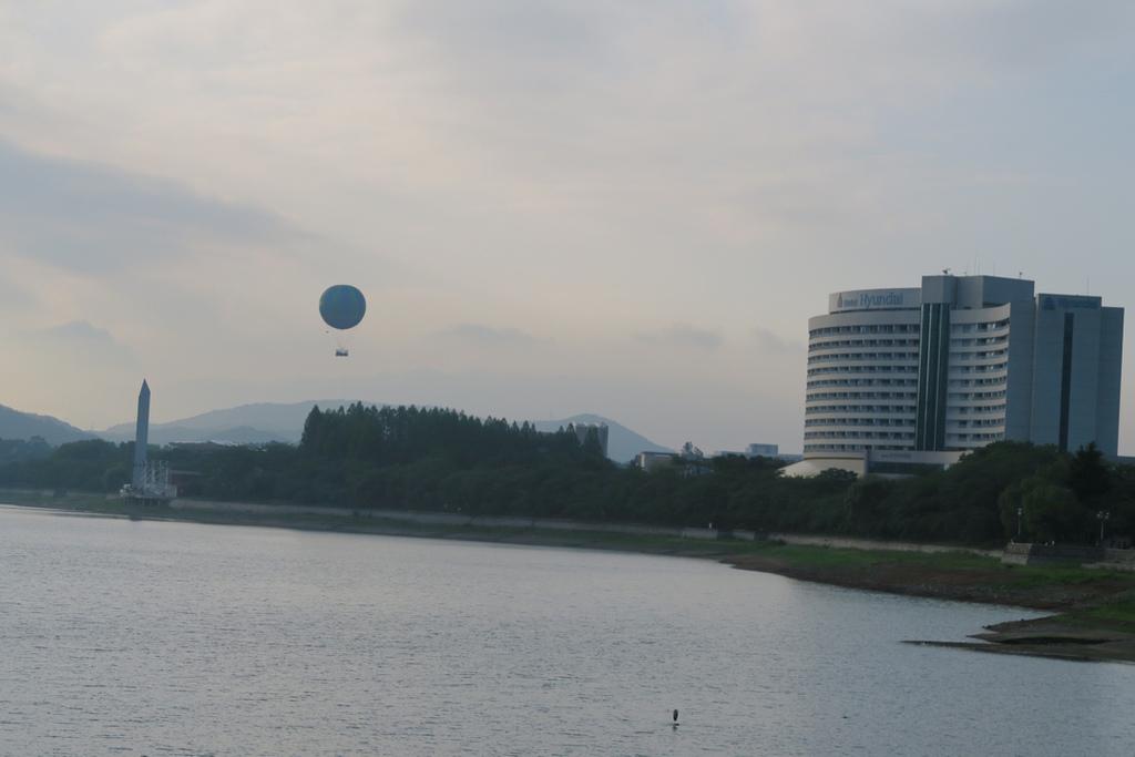 慶州酒店%26;熱氣球