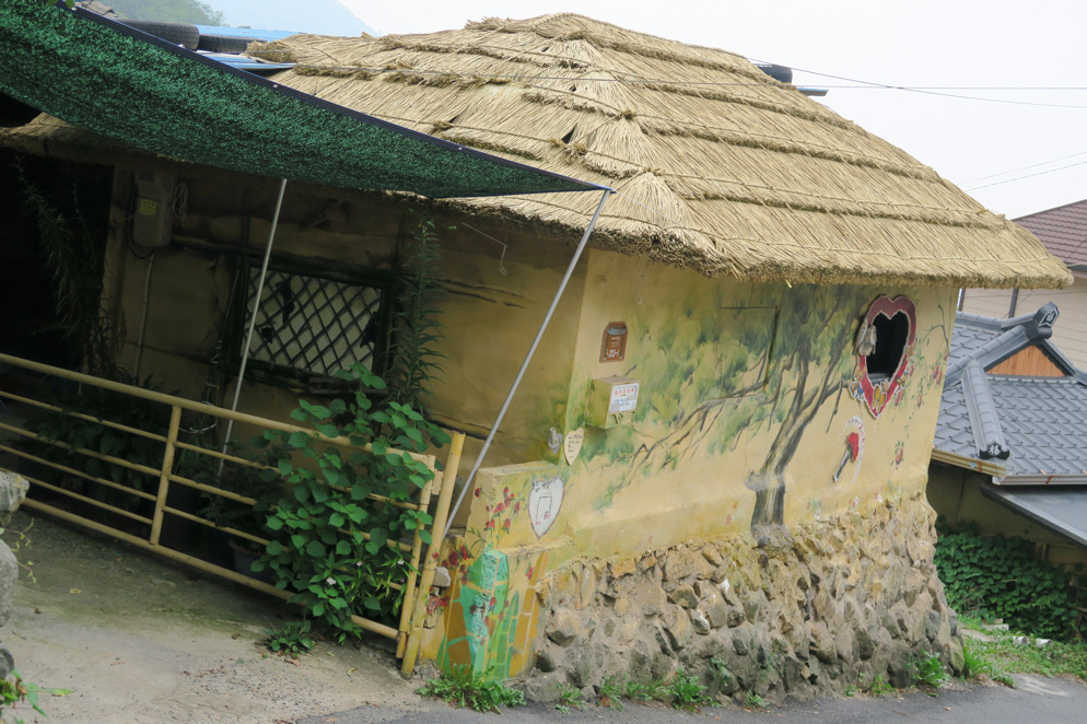 마비정벽화마을馬飛亭壁畫村