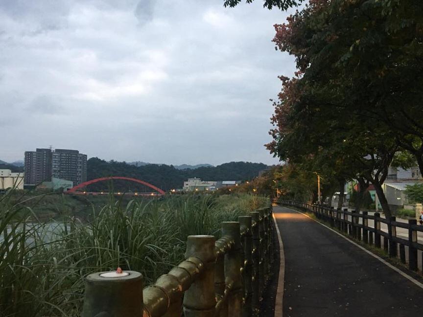 基隆河自行車道