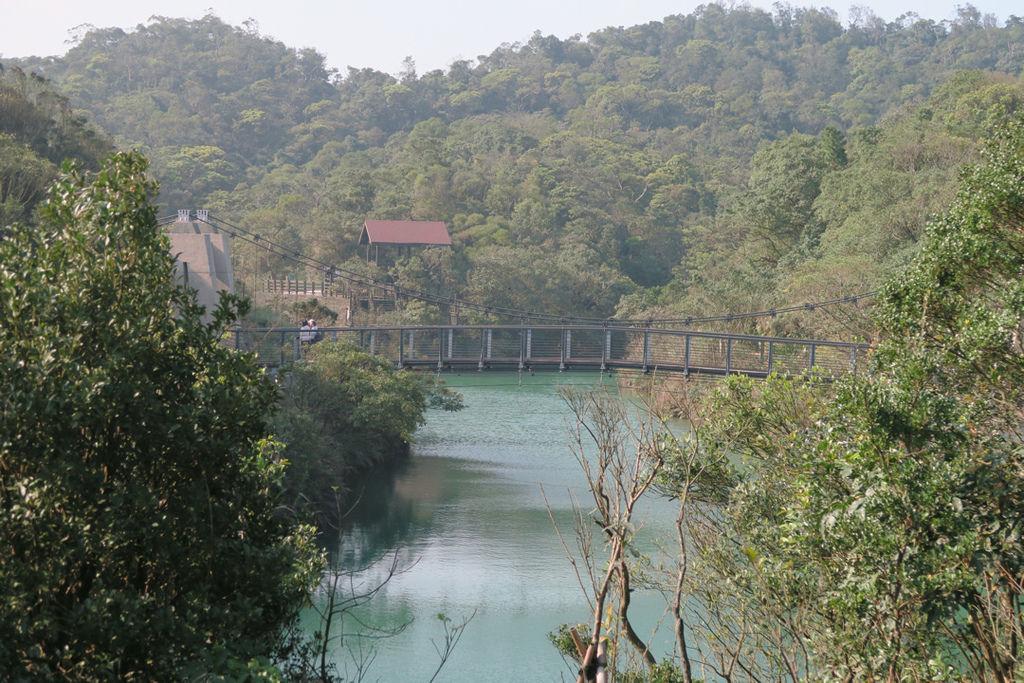 情人湖吊橋