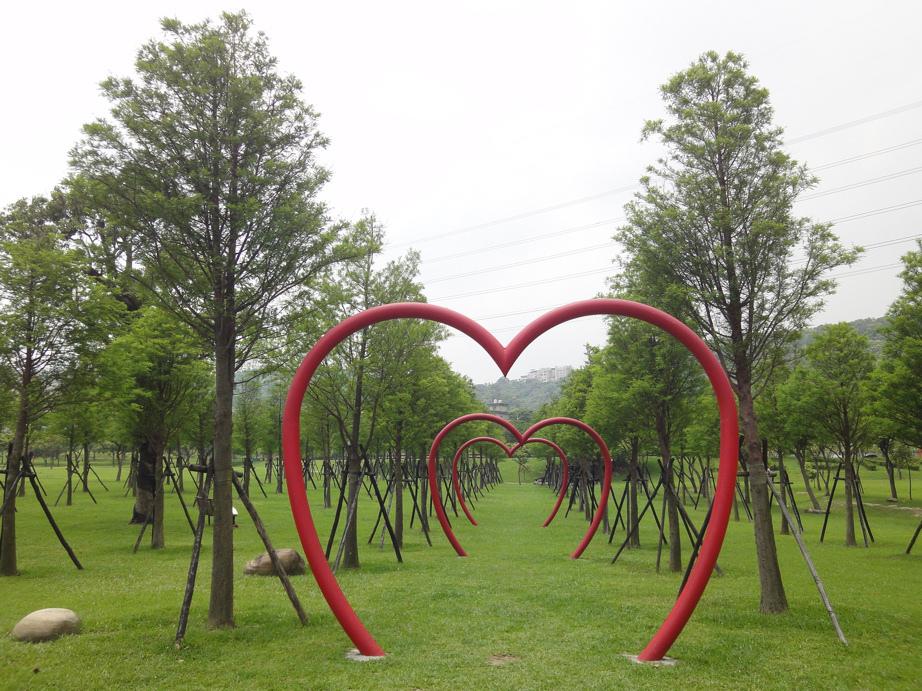 大溪河濱公園