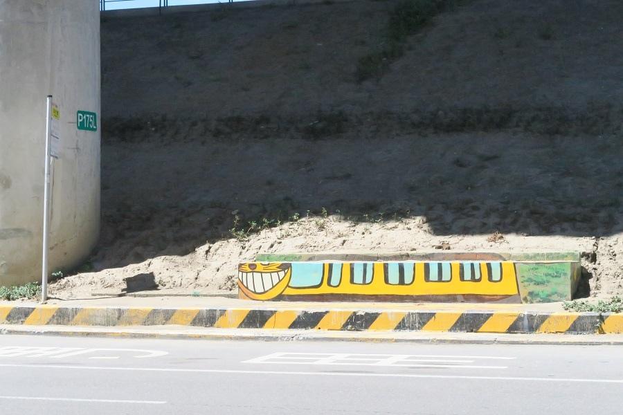龍貓公車占