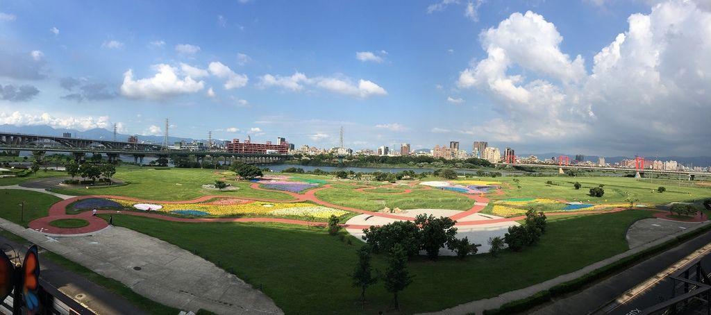板橋蝴蝶花園