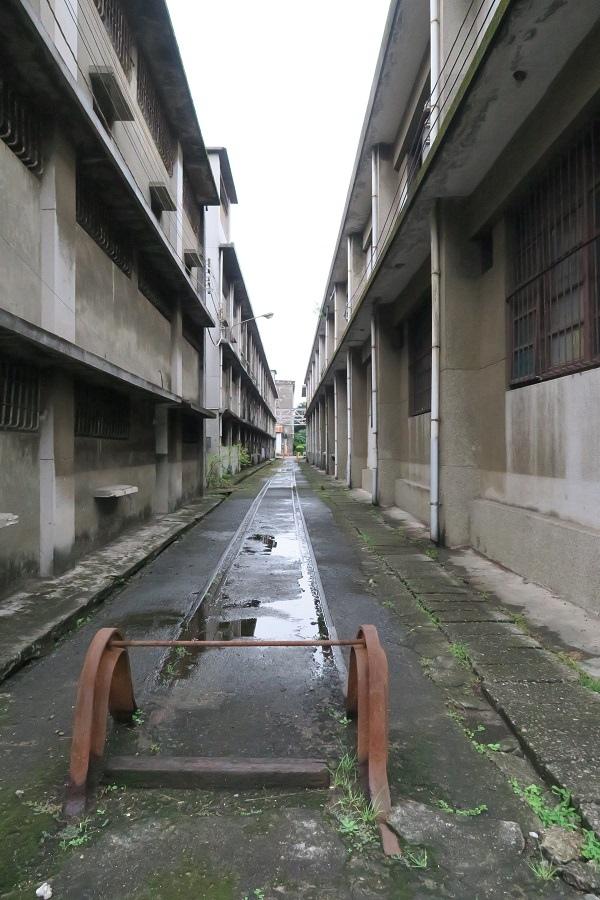 松山材料廠