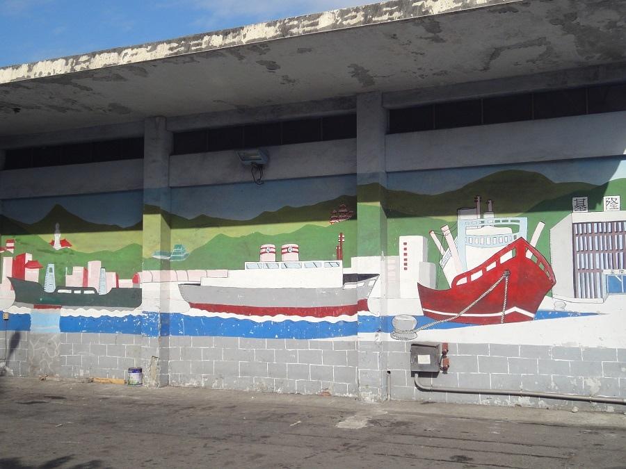 聯興彩繪牆