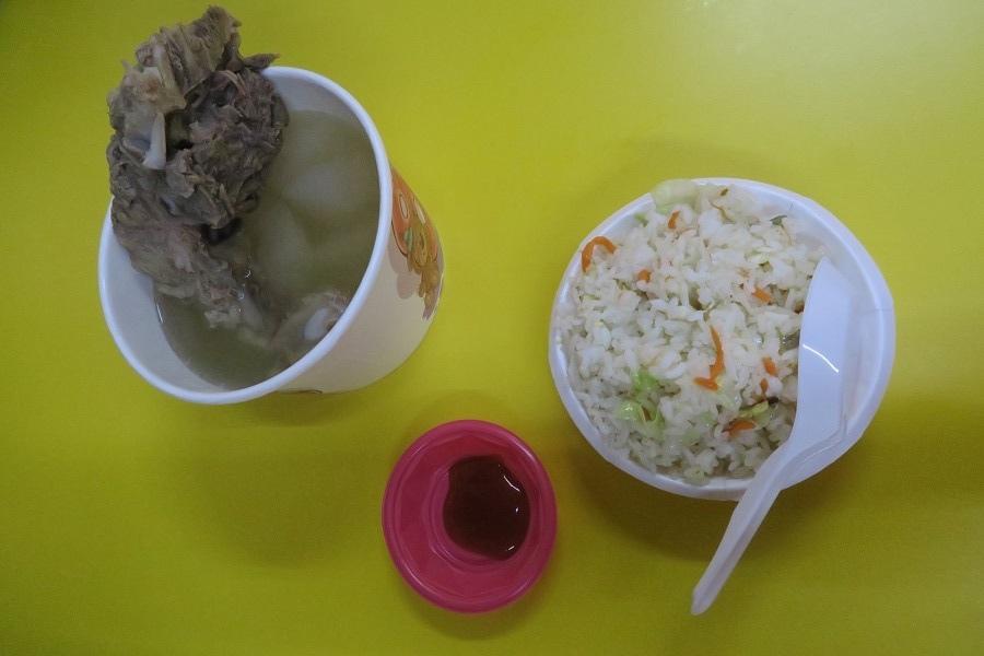 原汁蘿蔔排骨湯